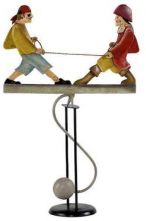 Dr Ariane David Victorian Balance Toy for Time Management