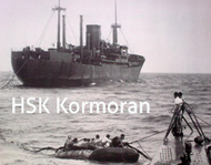 German Merchant Raider Kormoran